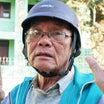 【ミャンマー】日本の占領下で覚えた軍歌を歌ってくれたおじいさん