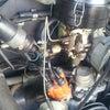 空冷ビートルからのBMWガラス交換の画像