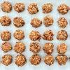 オーツ麦のクッキー焼きましたの画像