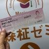 森柾ゼミ受講チケットは、4月末までの画像