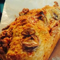 画像 クルミ入り、バナナブレッド & バスク風ベイクドチーズケーキ の記事より 2つ目