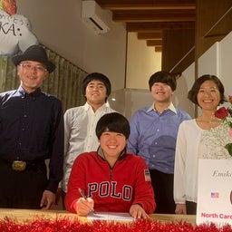 画像 セレッソ大阪からアメリカのNCAA強豪大学へサッカー留学する女子選手! の記事より 2つ目