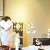桜の愛でる茶話会の画像
