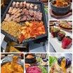 韓国食堂 ジョンマッテン(梅田・東梅田) サムギョプサルの種類がいっぱい