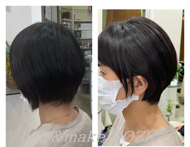少しのカットと髪質改善プレミアムトリートメントでも印象はどんどん変わります!!!