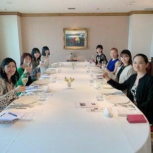 神戸ポートピアホテルで「フランス料理のテーブルマナー講座」を終えて!の画像