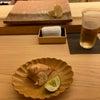 久しぶりのグルメな夜は1つ星のお寿司やさん✨の画像
