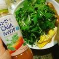 キユーピードレッシングでお野菜たくさん食べられます