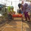 鮫川村にあるひるてぃ農園の水稲の種まきをやってみよう体験会の案内