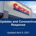 Costco の併設薬局でコロナワクチン接種