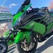 【NinjaZX-14R】プレミアム車検でベストコンディションを保ちます【長野県バイク屋アクト】