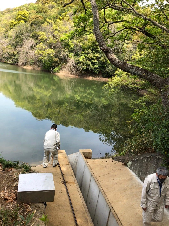 防災重点ため池 対策‼︎