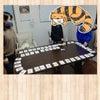 遊びながらセンテンスを繰り返す。 南相馬市の絵本とねこの英語教室の画像