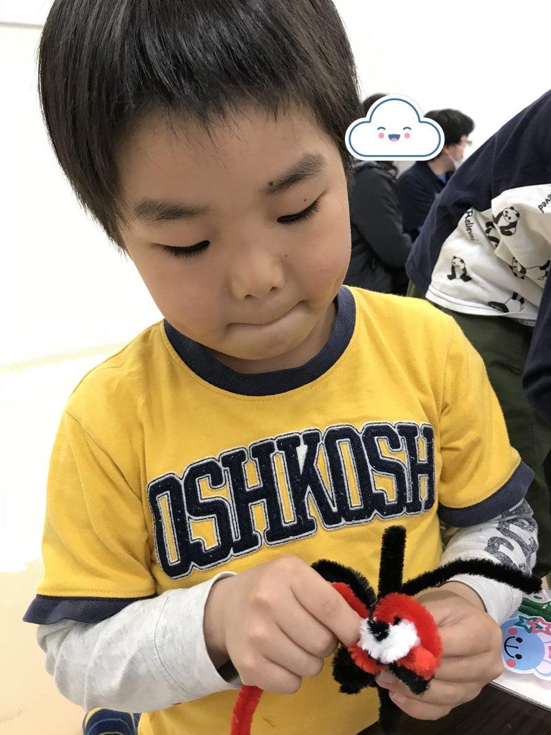 o2867382214925658174 - 4月12日(月)☆toiro仲町台☆ モールで昆虫作り