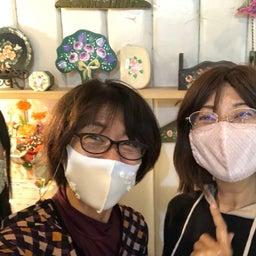 画像 画廊喫茶蜜さん4月12日と13日中村さとみトールペイント作品展 の記事より 5つ目