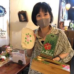 画像 画廊喫茶蜜さん4月12日と13日中村さとみトールペイント作品展 の記事より 7つ目