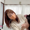 【開催報告】奈良写真館 プロフィール撮影前メイク の画像