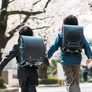 【お知らせ】&新1年生の通学時間の画像