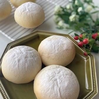 通信初級レッスン『コーンチーズ』『白パン』の画像