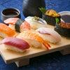 寿司作りチャレンジの画像