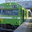 Kさん撮影:今なお現役 奈良線103系電車 2021.4.11