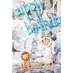 画像 一歳のお誕生日にプリザーブドフラワー花冠と可愛い画像 の記事より 4つ目