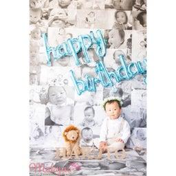画像 一歳のお誕生日にプリザーブドフラワー花冠と可愛い画像 の記事より 2つ目