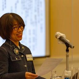 画像 大阪尼崎倫理法人会モーニングセミナーの講話と蜜さんのトールペイント作品展 の記事より 4つ目
