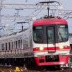 1/30 ②名鉄名古屋本線の列車を撮る