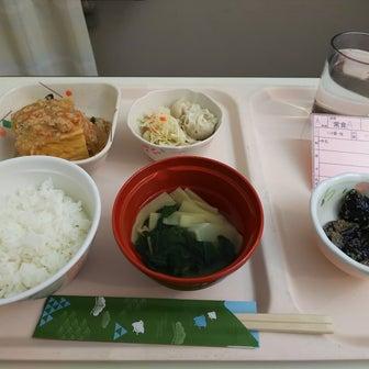 本日の晩ごはん(常食)