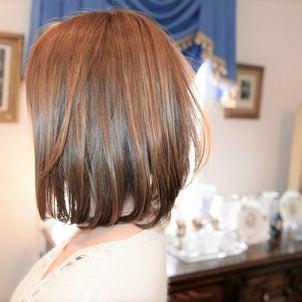 髪の治療★の画像