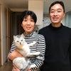 恭子さん、幸せの新しいお家へ♪の画像