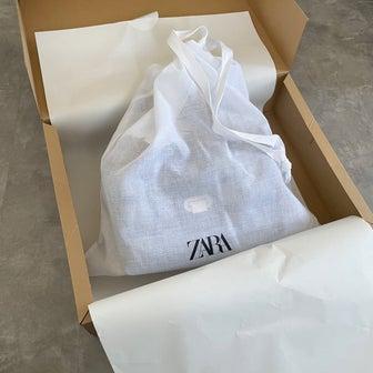 《ZARA》オンラインで驚きだった嬉しい出来事♡