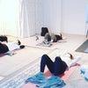 【マタニティヨガ】分娩時の練習、筋トレ♡の画像