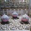 竹駒神社ウラにいるスライムの画像