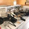 【お片づけ動画】キッチンコンロ下を数年ぶりにお掃除(恥!)&私を助けてくれる物をしっかりリセットの画像