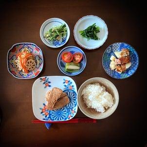 ヘルシーひるごはん【お魚レシピつき】の画像