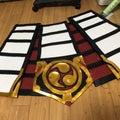 Fate/Grand Order 巴御前アーチャーインフェルノのコスプレ衣装製作11
