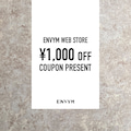 04.17 WEB STORE NEWS♡ ¥1,000 OFF COUPON!