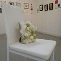 「山田良美展『dual.』」の展示風景(GalleryGの4月の展示)