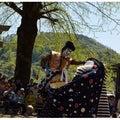 筒川祭 上山神社 京都府与謝郡伊根町字菅野