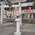 No.772、八幡神社。(浜松市天竜区山東)