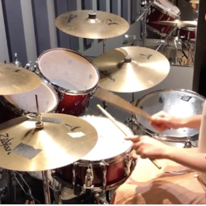 やっぱり楽しい♪ドラム!の画像
