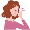 ●「スマホを見ると目が疲れます!」眼精疲労についての画像
