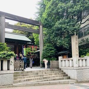 東京大神宮さまの画像