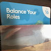 【今週の7つの習慣(R)実践テーマ】「自分の役割のバランスをとる」(16週目)の画像