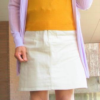 春らしい服装でお出かけ!!