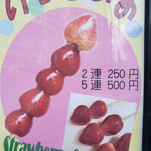 春といったらこれでしょ!! 弘前駅前 ナチュラルキャンディ の画像