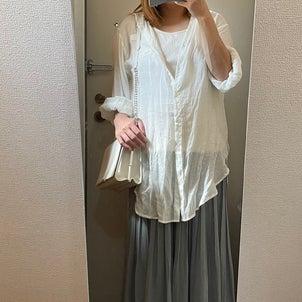今年もシアーシャツ!とお買い物。の画像