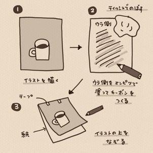 近況報告〜銀座散歩&イラストを描くコツの画像